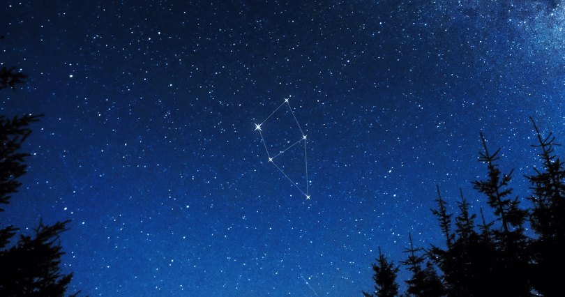 Cepheus Constellation