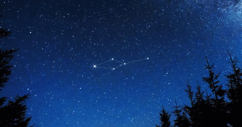 Leo Minor constellation