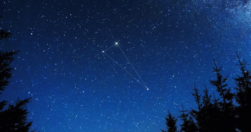 Triangulum constellation