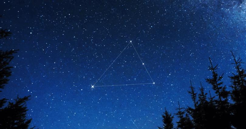 Triangulum Australe Constellation
