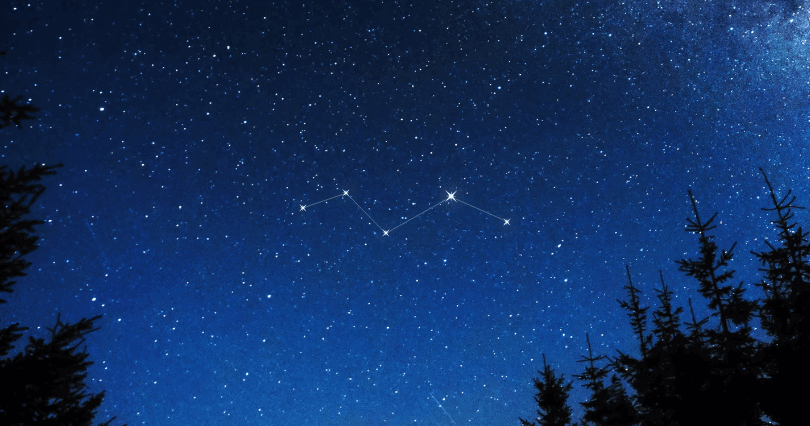 Vulpecula constellation