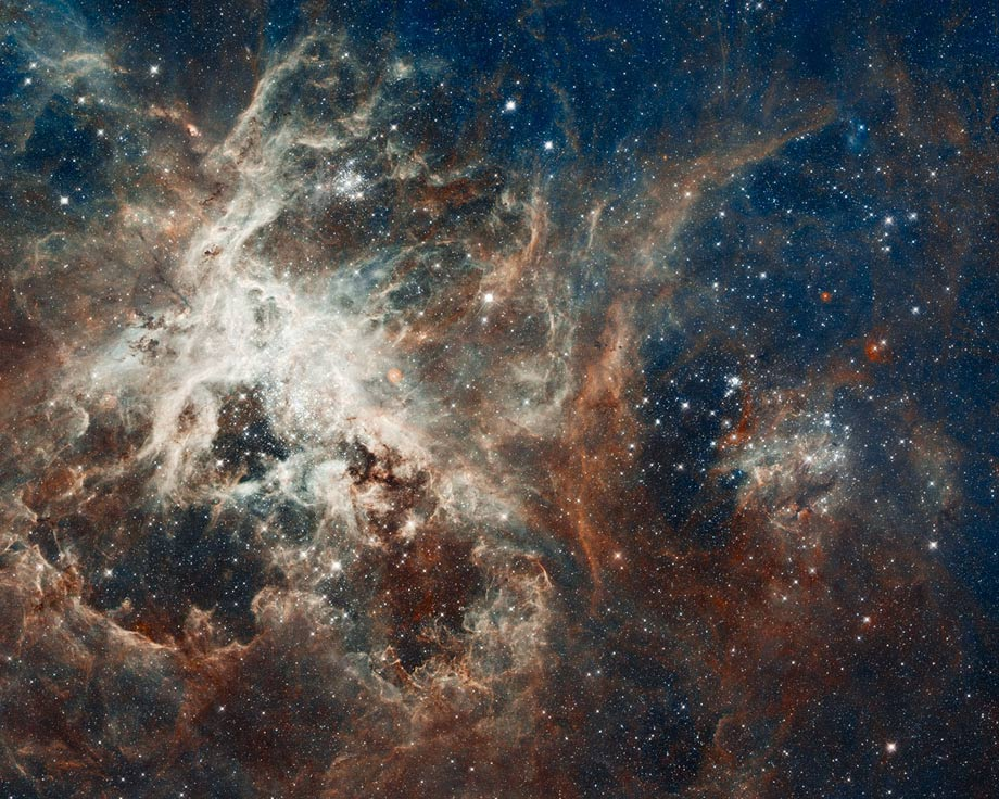 6 Spectacular Images Of Space